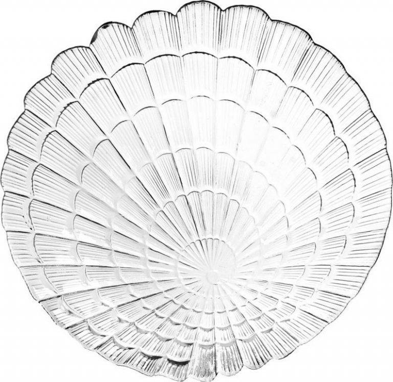 Блюдо «Атлантис» диаметр 19 см. 10234 с/л