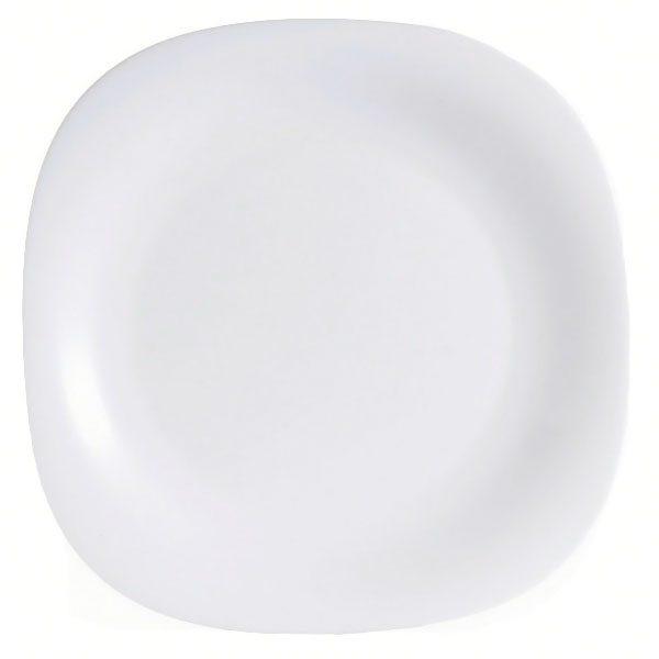Подтарельник «Карина» белый 26,5 см.