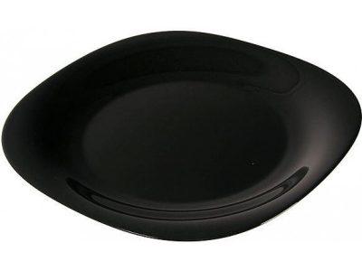 Подтарельник «Карина» черный 26,5 см.