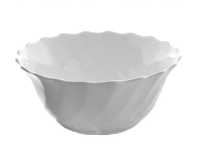 Салатник «Трианон» белый 12 см.