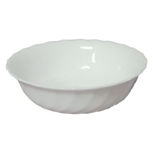 Салатник «Трианон» белый 15 см.