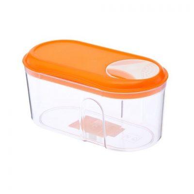 Емкость для сыпучих продуктов с дозатором (0,5 л.)