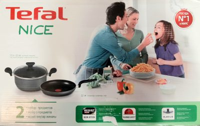 Набор посуды Tefal NICE